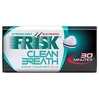 クラシエ FRISK(フリスク) クリーンブレス ストロングミント 35g×9個入×(2ケース)