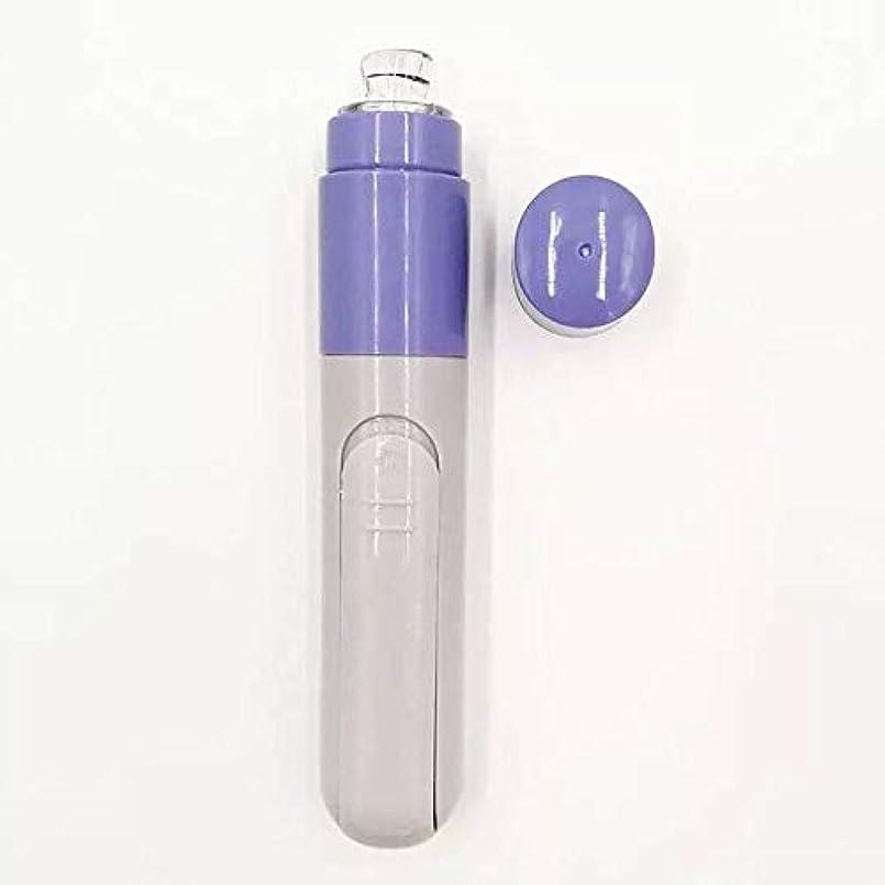 ちなみにハム早いにきび除去剤、毛穴クリーナー - にきび用器具 - にきび用器具 - にきび(バッテリーなしで5番目の電池式)