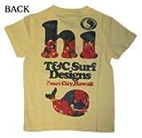 TOWN&COUNTRY(タウン&カントリー) T&C Surf Designs キッズTシャツ【クリーム(52)】_254128428 (130)