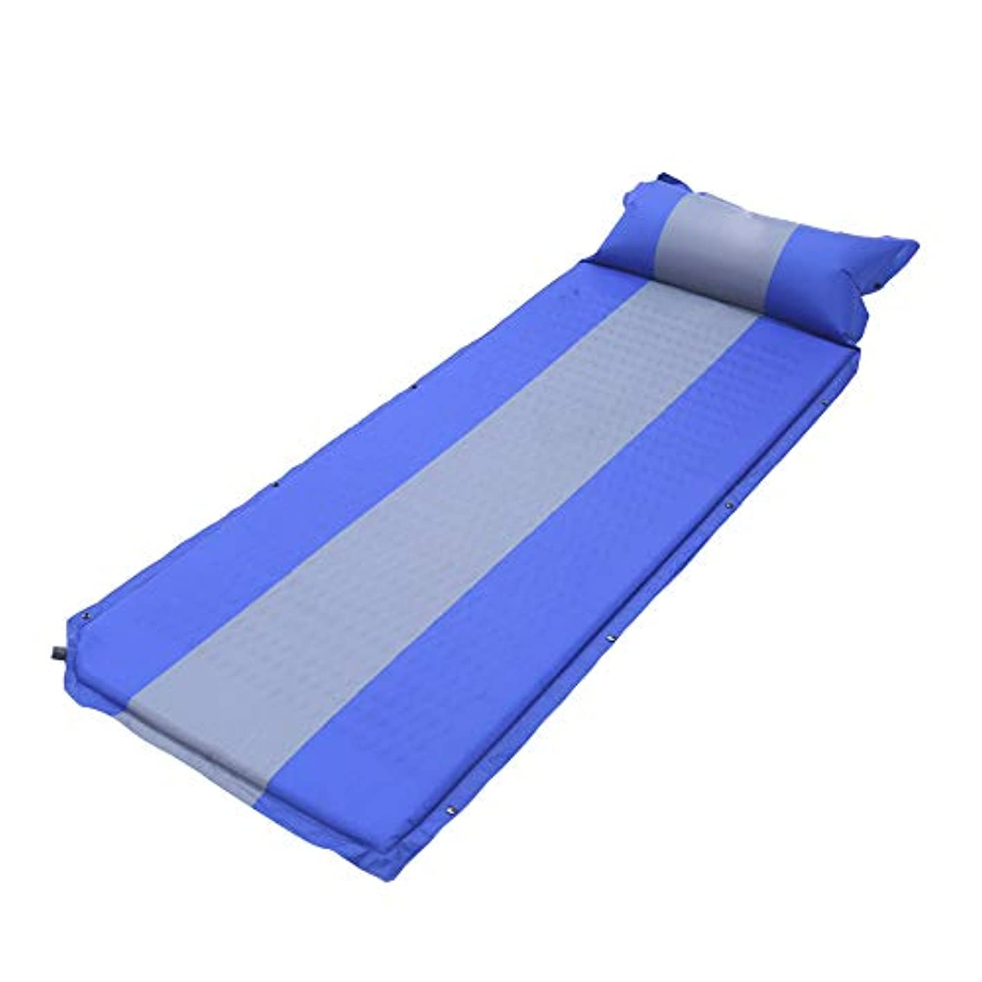 ポルティコ変換する名誉ある屋外の自動膨脹可能なクッションの二重広がるキャンプのマットを厚くするテントの寝台のマットレス