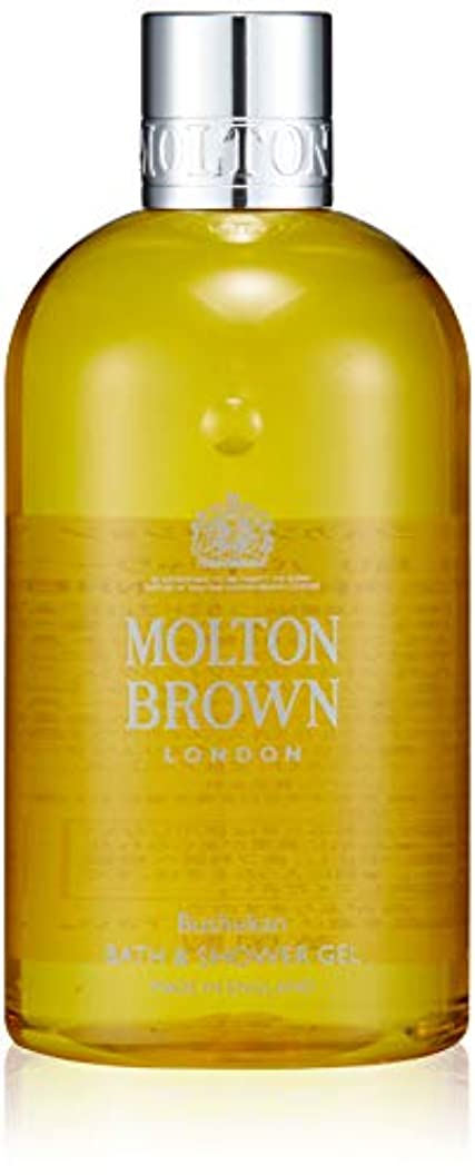 発生する小川間違いなくMOLTON BROWN(モルトンブラウン) ブシュカン コレクション BU バス&シャワージェル