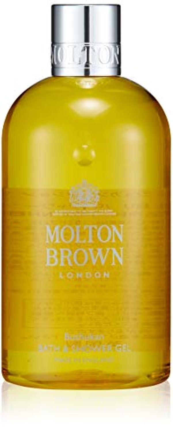 思いつく洗剤実り多いMOLTON BROWN(モルトンブラウン) ブシュカン コレクション BU バス&シャワージェル