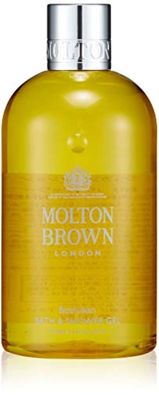 合体しかしながらできればMOLTON BROWN(モルトンブラウン) ブシュカン コレクション BU バス&シャワージェル