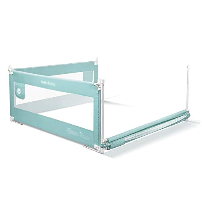 ベッドフェンス- 赤ちゃん用の3面ベッドレール&ガード、幼児用の安定したベビーベッドレール/子供用垂直エレベーターガードレール、最大2x2x2m (サイズ さいず : 2x2x2m)