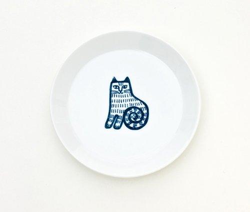 リサ・ラーソン まめ皿[波佐見焼](NINA CAT)