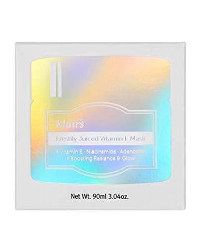 『【クレアス(Klairs)】フレッシュリジューシドビタミンEマスク90ml (Klairs Freshly Juiced Vitamin E Mask 90ml) [並行輸入品]』の4枚目の画像