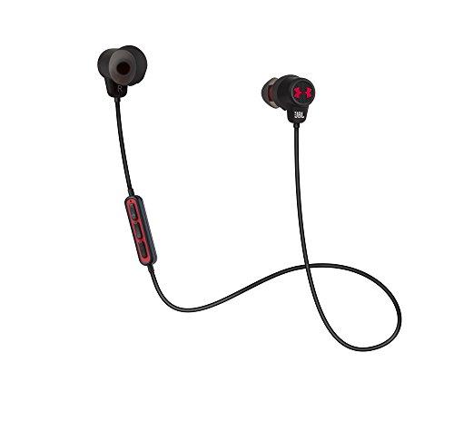 JBL UA Sport Bluetoothイヤホン インイヤー/IPX5防水/アンダーアーマー JBLコラボレーションモデル ブラック UAJBLIEBTBLK 【国内正規品】
