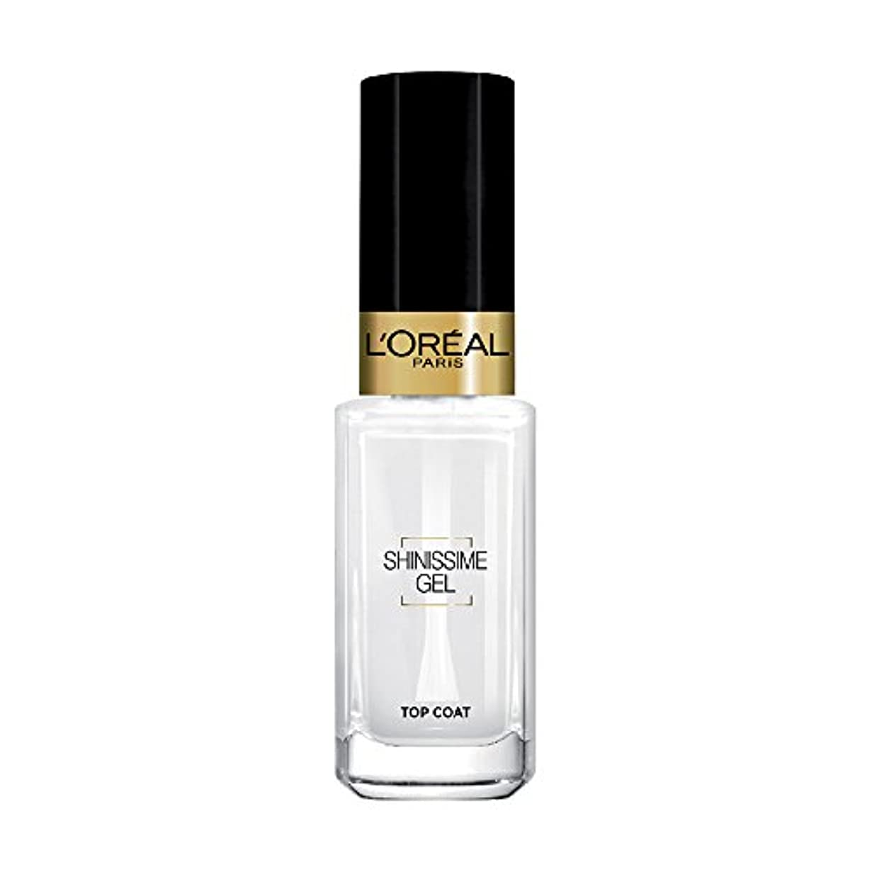 側よく話される協会L 'Oréal Paris shinissime Gel Top Coat effekt gel