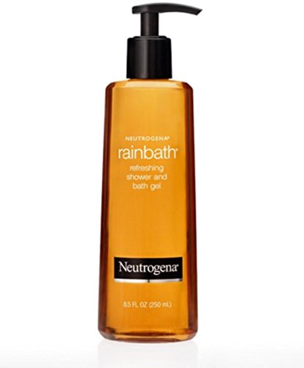 笑い汚いヘアJohnson & Johnson Sales NEUT Rainbath Shwr&バスGサイズ8.5 O NEUT Rainbathシャワー&バスジェル - リバイタル