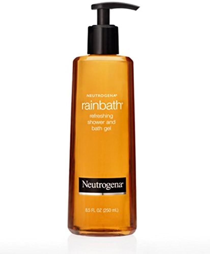 学習者食事蛾Johnson & Johnson Sales NEUT Rainbath Shwr&バスGサイズ8.5 O NEUT Rainbathシャワー&バスジェル - リバイタル