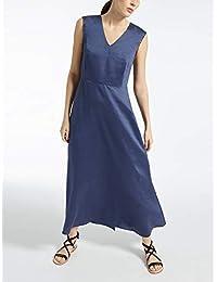 (マックスマーラ) MaxMara Women`s Linen and silk dress 女性のリネンとシルクのドレス(並行輸入品)