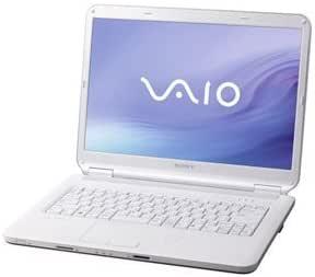 SONY VAIO typeN NS52JB Office2007 ホワイト 64bitOS VGN-NS52JB/W
