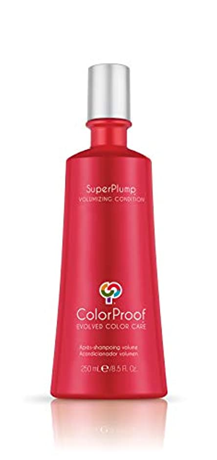 ウェイタータヒチ電球ColorProof SuperPlump Volumizing Condition 8.5oz by ColorProof