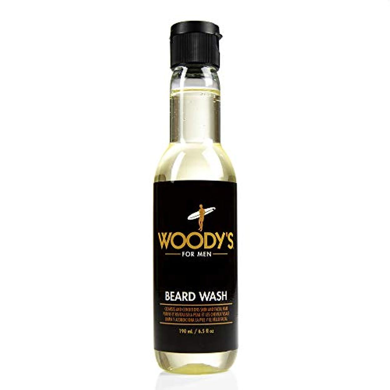 Woody's Quality Grooming - Beard Wash - 6.5oz/190ml