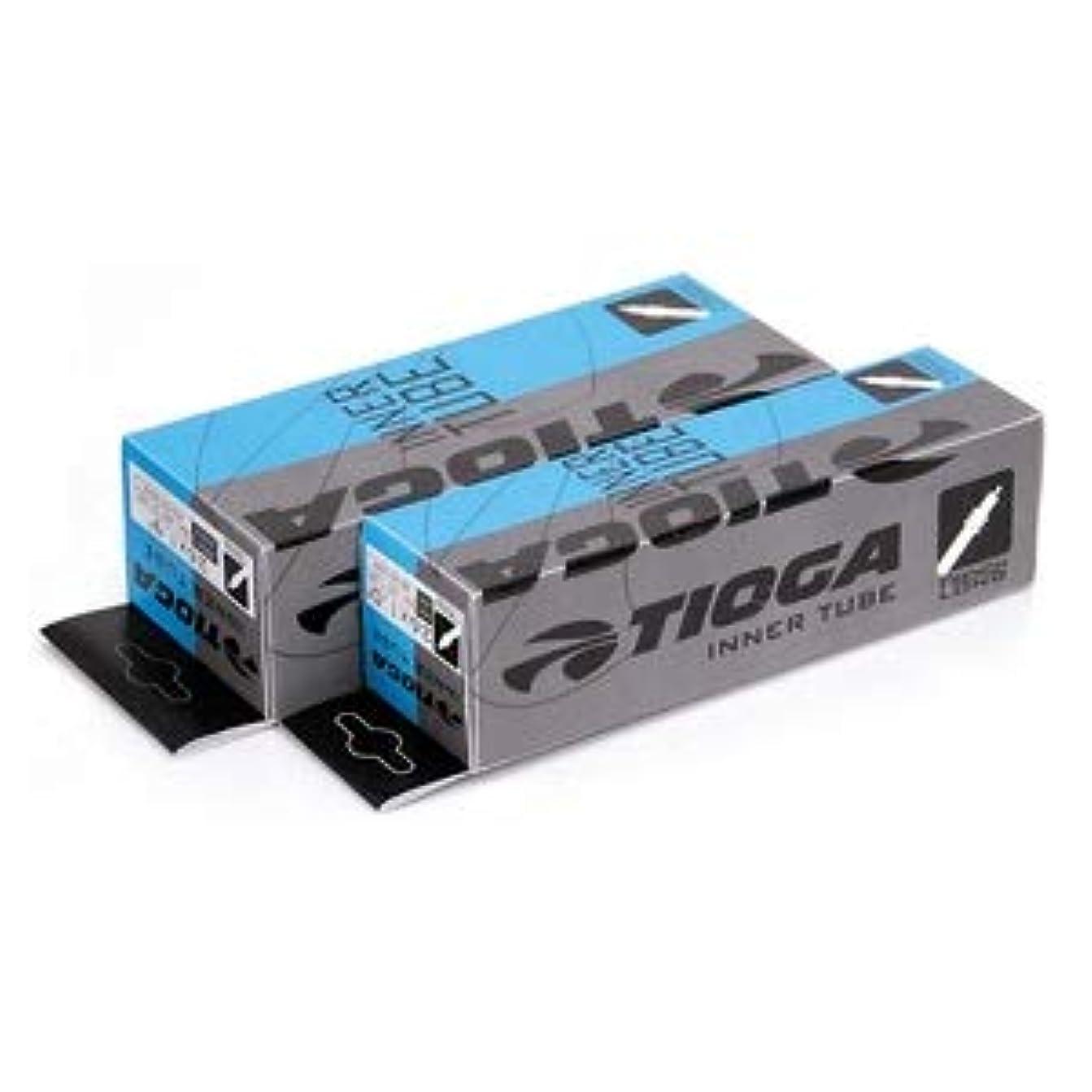 受粉者第五共産主義者TIOGA(タイオガ) インナーチューブ 仏式 20x1.40-1.75 48mm