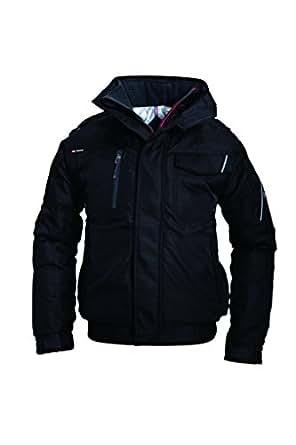 BURTLE バートル  防寒ジャケット(秋冬用)  7210 ブラック    L