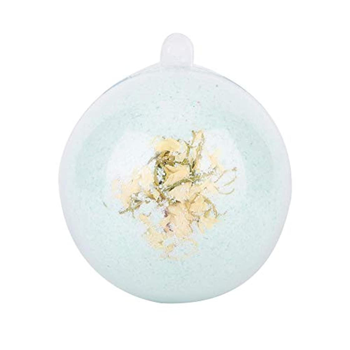 伝導必需品月dootiバスボム 6個セット 爆弾バスボール 入浴剤 プレゼント用 香り 入浴 風呂 お湯 優しい