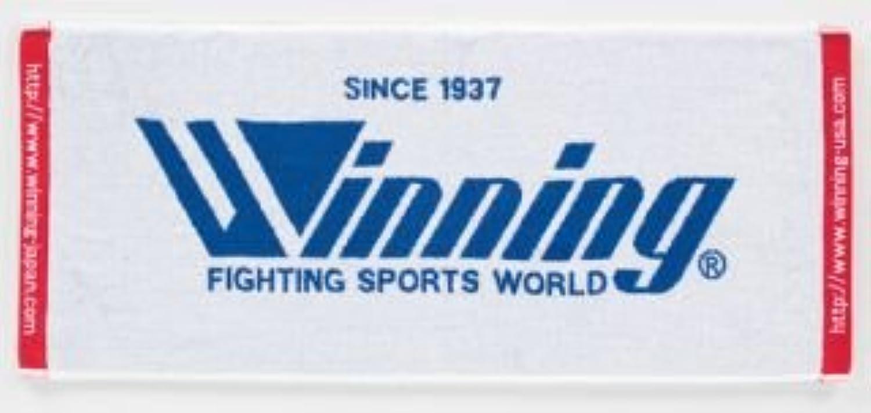 WINNING(ウイニング) オリジナル フェイスタオル(ジャガード織) TW-200