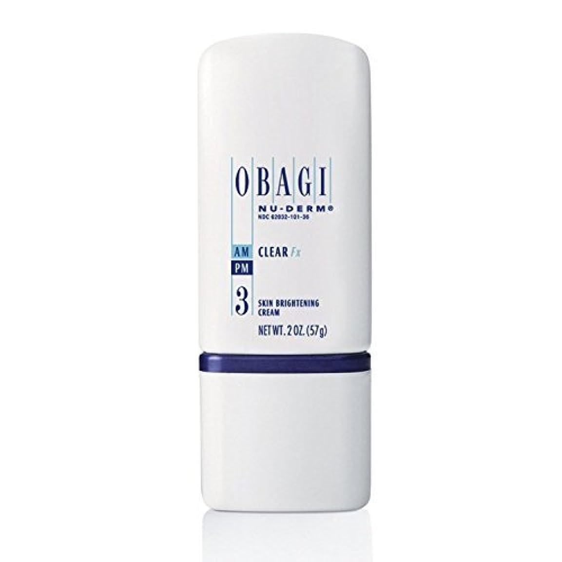 ウェイター誰も資本主義Obagi Nu-derm Clear Fx 2 Oz New Care the Skin by 360 Skin Care [並行輸入品]