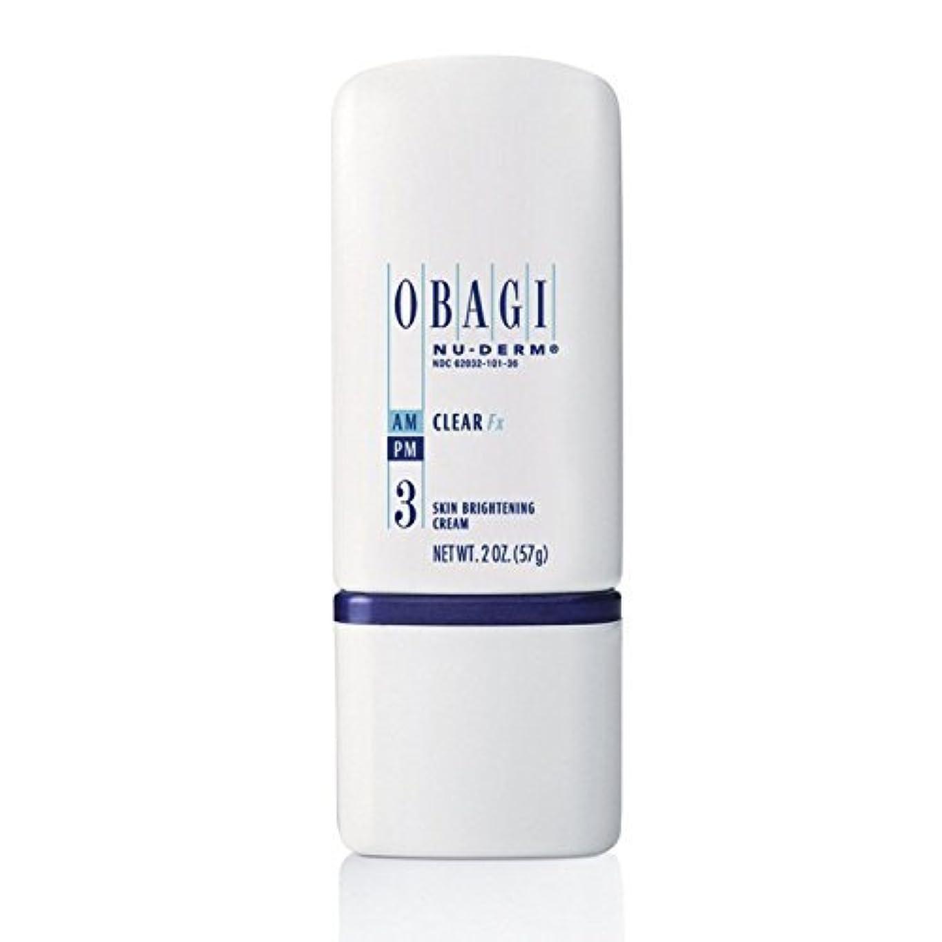 悔い改めるアイドルドラッグObagi Nu-derm Clear Fx 2 Oz New Care the Skin by 360 Skin Care [並行輸入品]