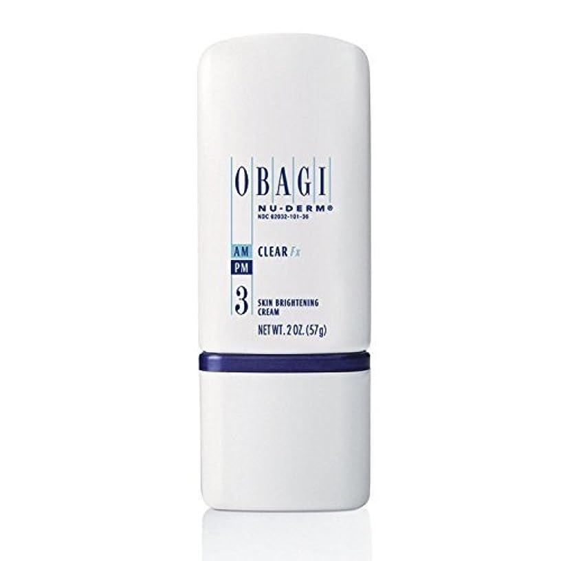変更可能聖書ばかげているObagi Nu-derm Clear Fx 2 Oz New Care the Skin by 360 Skin Care [並行輸入品]