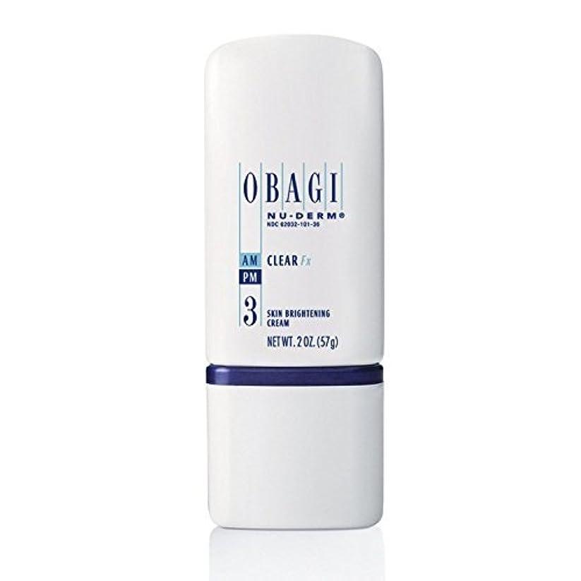 夜明けにスペシャリスト公然とObagi Nu-derm Clear Fx 2 Oz New Care the Skin by 360 Skin Care [並行輸入品]