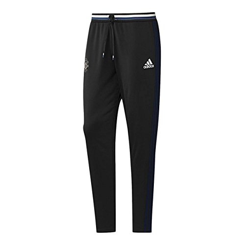 アディダス(adidas) マンチェスターユナイテッドFC トレーニング パンツ BJM20 AP1012 ブラック/Cネイビー M