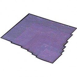 ラミネート 金箔紙(500枚入)紫 M30-415