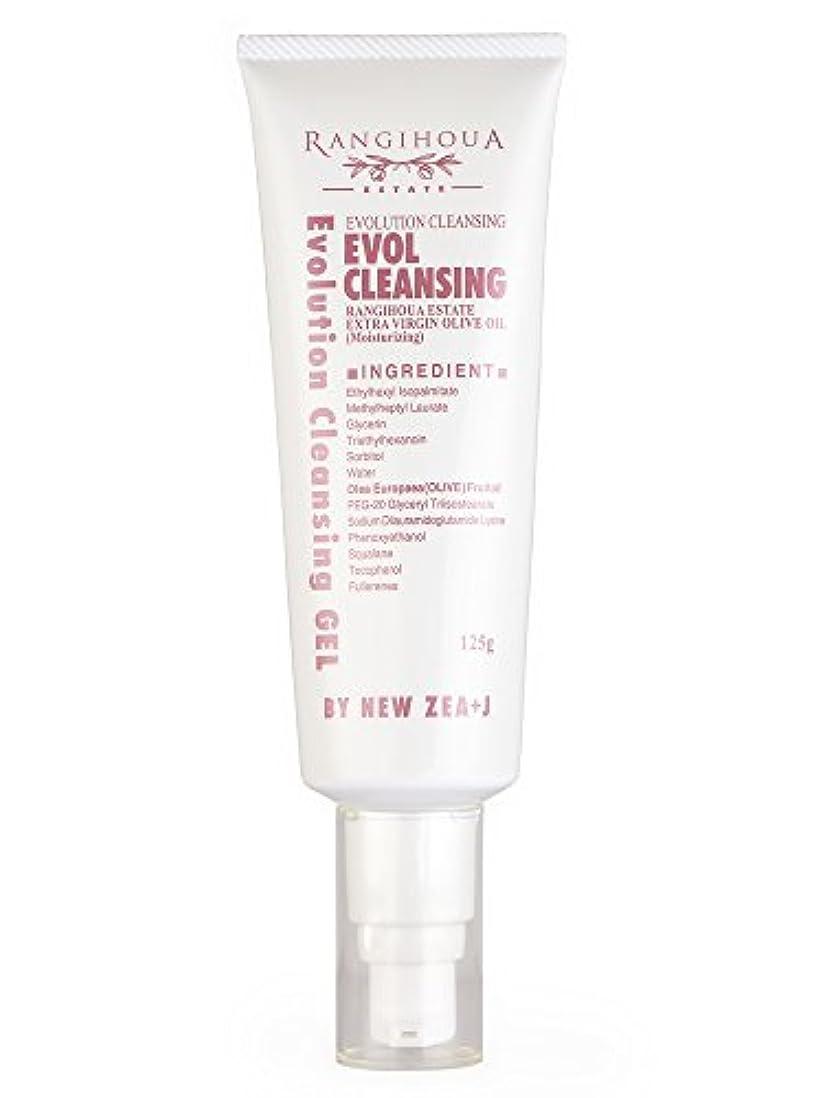 床を掃除する意志通り【NEW ZEA+J ニュージージェー】エボル?クレンジング EVOL CLEANSING 125g