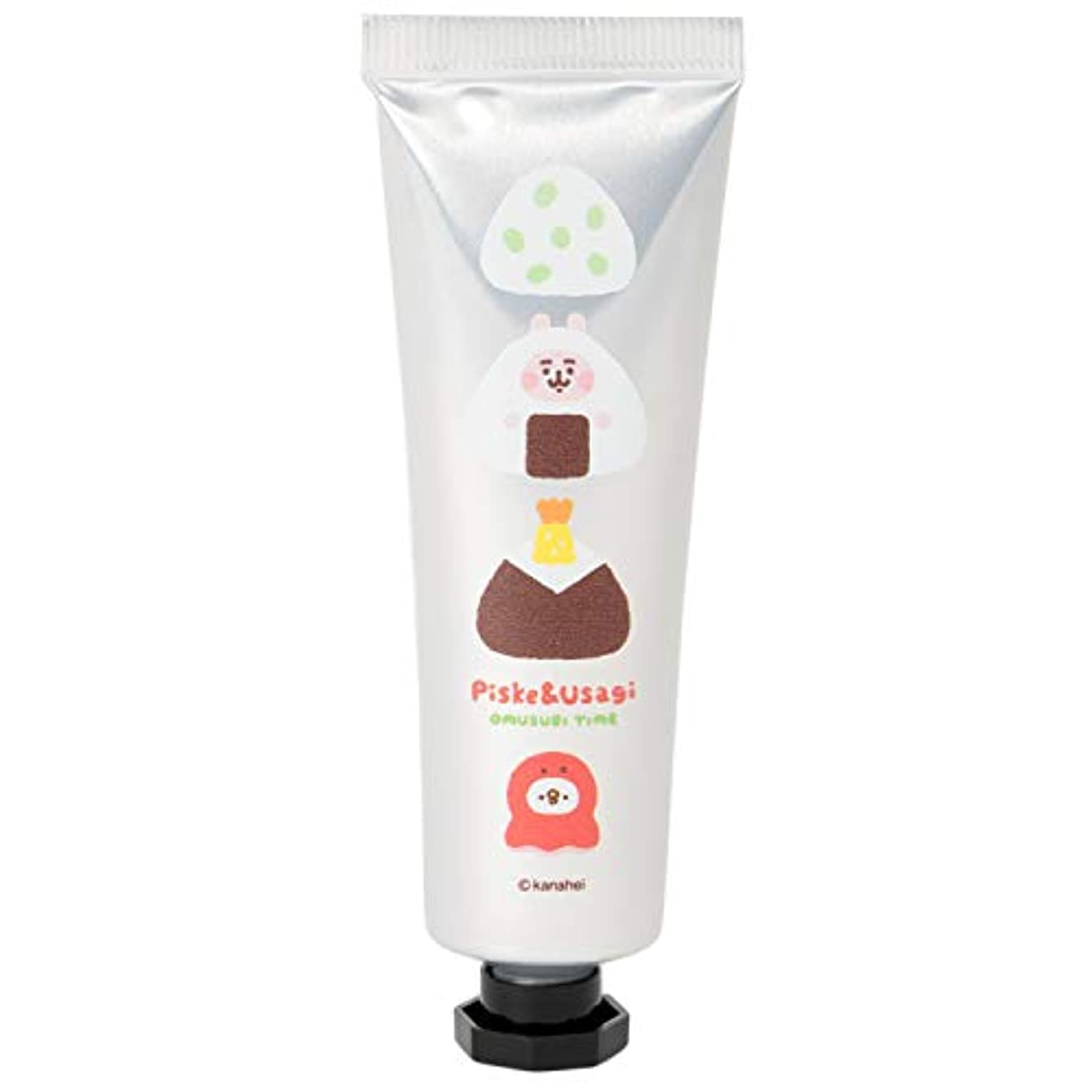 リストその間スリッパノルコーポレーション ハンドクリーム カナヘイの小動物 ピスケ&うさぎ 保湿成分 ABD-037-003 グレープフルーツの香り 27g