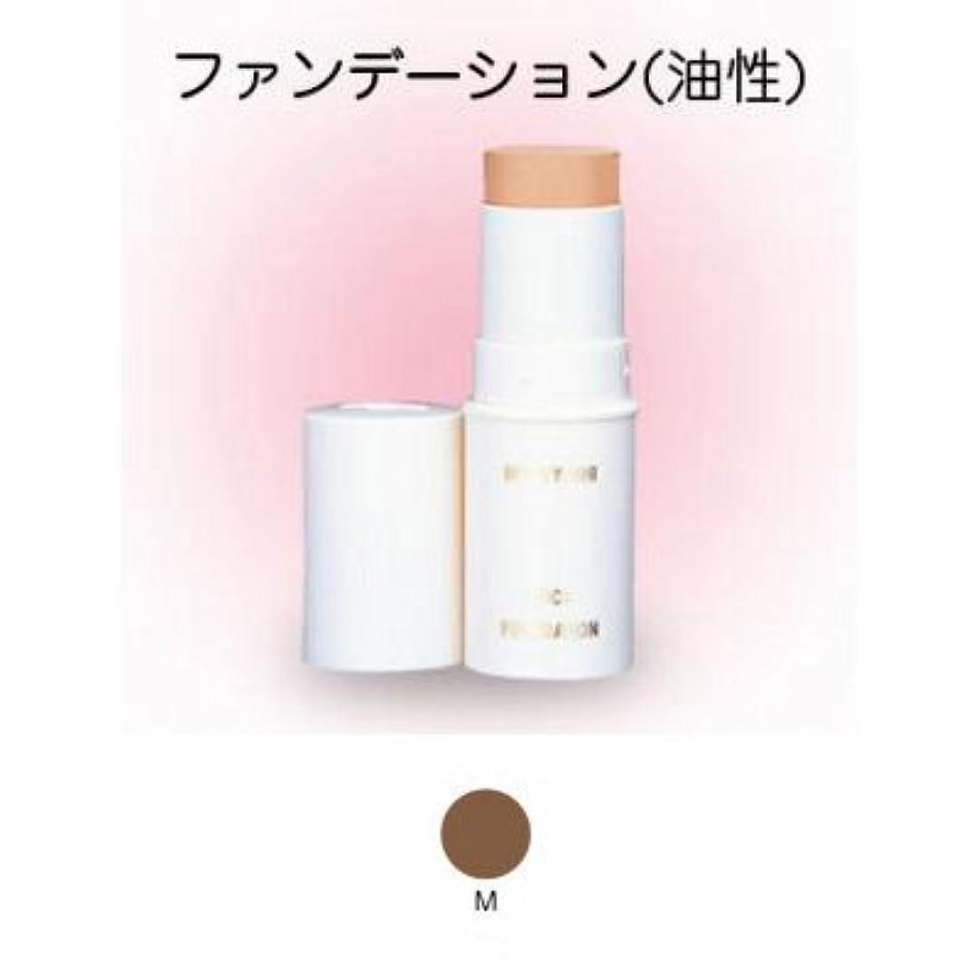 樫の木吹雪ボイドスティックファンデーション 16g M 【三善】