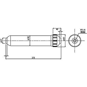 イオン交換樹脂カセット(純水用) MIP111-11DN-0.35