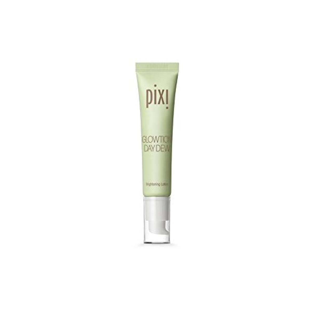居住者メドレーローズ日露 x4 - Pixi Pixi Glowtion Day Dew (Pack of 4) [並行輸入品]