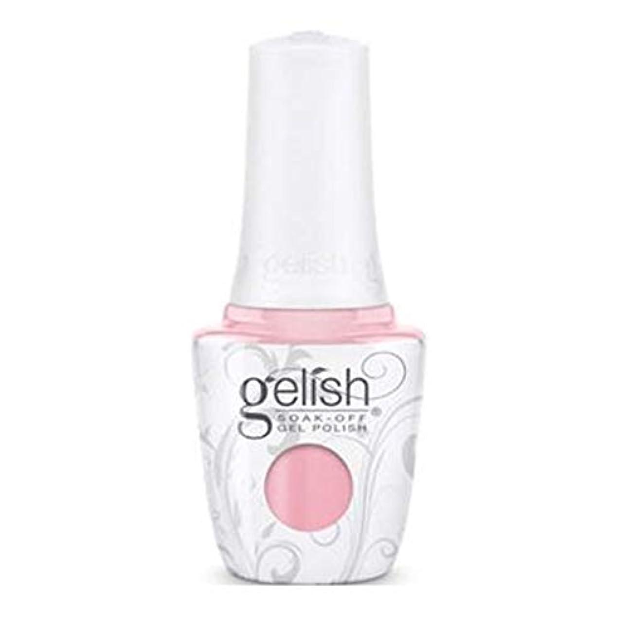 維持グラス名誉あるHarmony Gelish - The Color of Petals - Follow the Petals - 15 mL / 0.5 oz