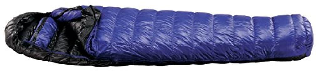 地上で会計定義するイスカ(ISUKA) 寝袋 エア450X ショート ロイヤルブルー [最低使用温度-6度]