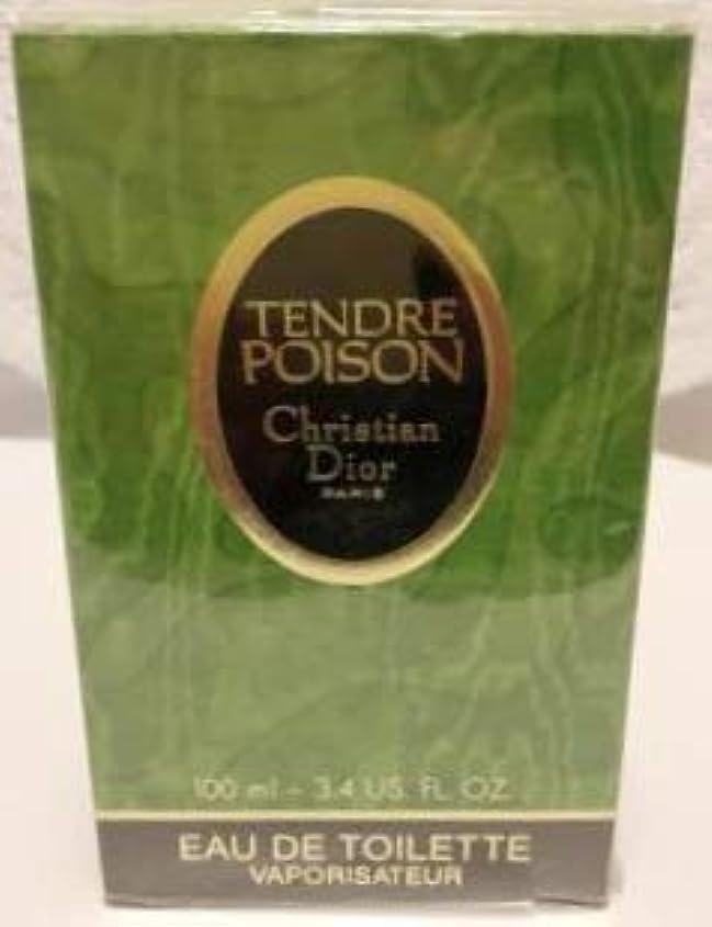 意気揚々バッフル下クリスチャンディオール タンドゥルプワゾン EDT 100ml [並行輸入品] タンドゥールプワゾン