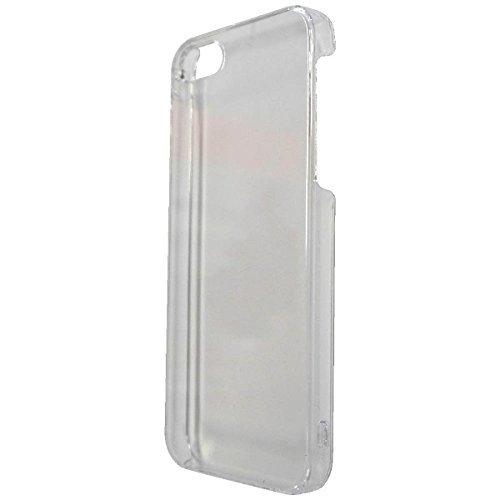 iPhone SE ハードシェルジャケット クリア IP5N-01CL
