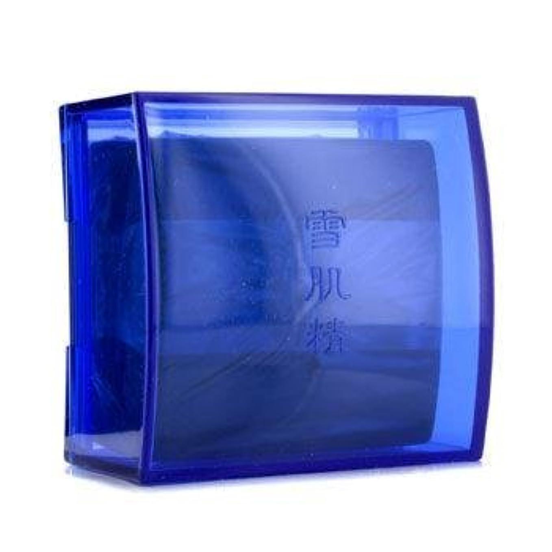 不測の事態コインランドリー余分なコーセー 清肌晶ソープ ケース付 120g/4.2oz