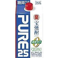 宝 ピュアパック 25° 900ML × 6本
