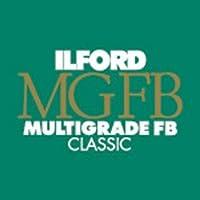 Ilford Multigrade FBクラシック用紙光沢、11x 14インチ、250シート)