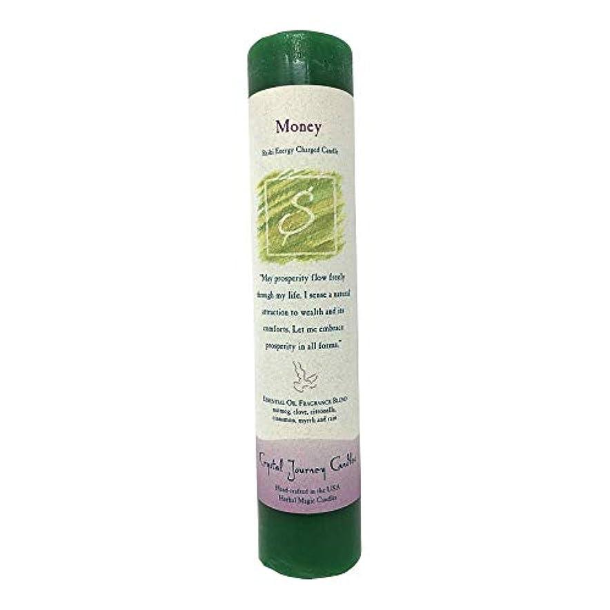 シソーラス特性ディレクターMoney - Herbal Magic Pillar by Ritual Magick