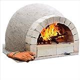 スペースファクトリー 家族で楽しむ手作りピザ窯 C600 ファミリーキット 【屋外用ピザ釜 ピザ窯D