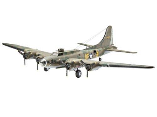 Revell of Germany 1/72 B-17F Memphis Belle 04279 plastic model