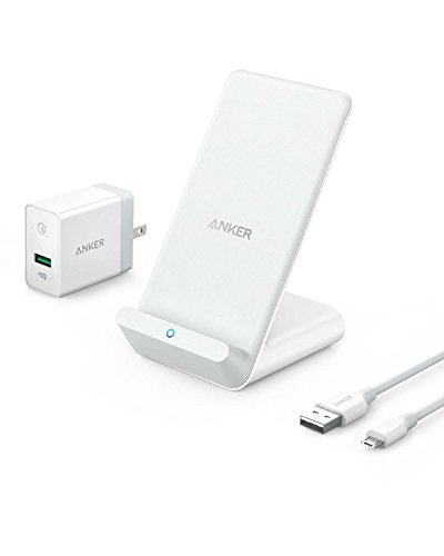 【USB充電器セット】Anker PowerWave 7.5 Stand(7...