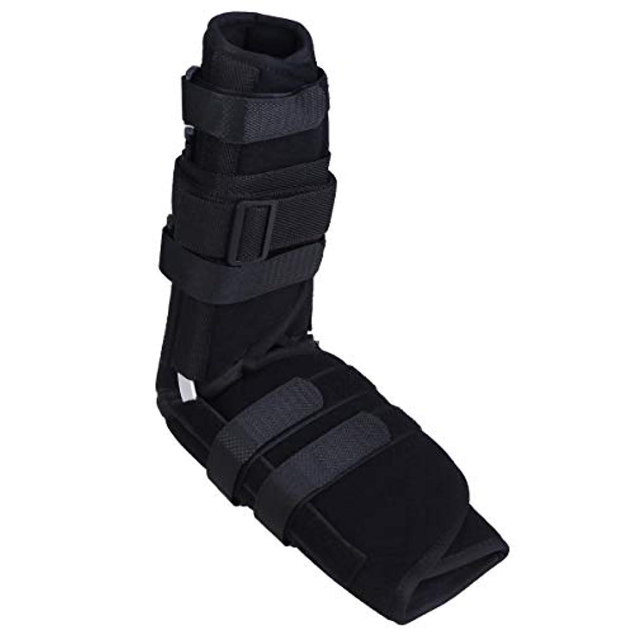 モナリザキッチン安心させるHealifty アームスリング前腕人間工学に基づいた通気性調整可能な肘壊れた手首骨折した腕サポートベルト男性女性サイズm