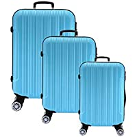 3 Piece Luggage Set with Locks