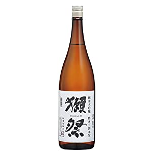 獺祭(だっさい) 純米大吟醸 磨き三割九分 1800ml