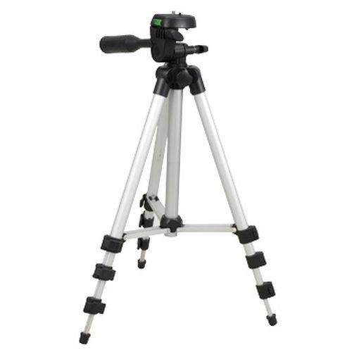オーム電機 カメラ三脚 軽量 1kg荷重まで OCT-001 OCT-001