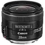 Canon 単焦点レンズ EF28mm F2.8 IS USM フルサイズ対応