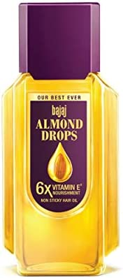Bajaj Almond Drops Hair Oil, 200 ml